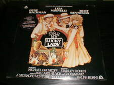 Lucky Lady SEALED 1976 Soundtrack Lp Record Liza Minnelli Bessie Smith