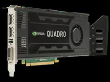 HP Nvidia Quadro K4000 3GB GDDR5 PCI-Express C2J94AA