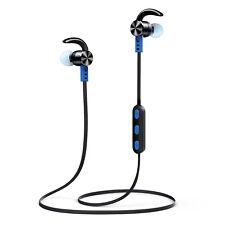 Magnetic Wireless Bluetooth In-Ear Headphones Stereo Sweatproof Earbuds(US ONLY)