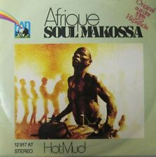 "AFRIQUE - SOUL MAKOSSA / HOT MUD  - VINYL 7"" - 45 RPM"