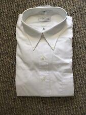 VanHeusen Dress shirt -Long sleeves -White -size 16 1/2, 34/35