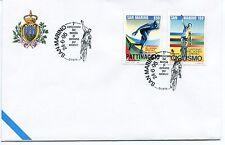 1995-06-24 San Marino 1°campionato del mondo ciclismo amatori ANNULLO SPECIALE