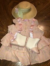 American Girl Marie Grace Summer Outfit Complete EUC RETIRED