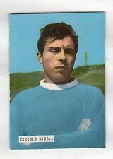 figurina - FOTOCALCIO 1965-66 NUMERO 128 LAZIO CICCOLO