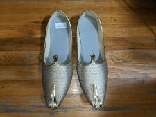 Men Shoes Indian Wedding Flat Loafers US Size 11