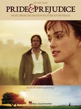 Pride & and Prejudice Sheet Music from Movie Big Note SongBook New 000316125