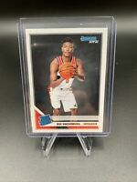 2019-20 Donruss Rated Rookie Base #208 Rui Hachimura RC - Washington Wizards