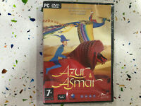 Azur & Asmar PC Set DVD Neu Versiegelt Inspired IN Kirikou Spanisch Am