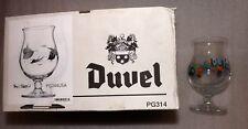 NEW Duvel Yan Sorgi Collection Tulip Beer Glasses Case 6