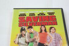 Saving Silverman (Dvd, 2001, Pg-13 Theatrical Version)(inv9)