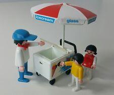 Playmobil 3563 Ice Cream Vendor 1982