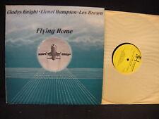 GLADYS KNIGHT - LIONEL HAMPTON - LES BROWN ' FLYING HOME ' LP MINT TS 79462