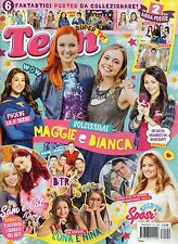 Teen 2017 120.Maggie e Bianca,Victoria Justice,Kira Kosarin,Ariana Grande,iCarly