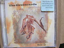 The Greencards - Movin on   (CD 2003)  new / sealed Bluegrass