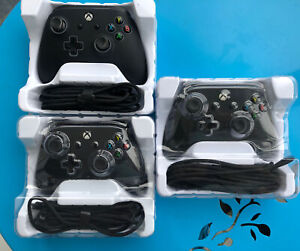 Job lot 3 X BROKEN Spectra Xbox Wired Controllers,  PowerA Joblot