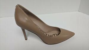 Sam Edelman Hazel Pumps, Nude Leather, Women's 6 M