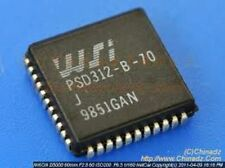 WSI PSD312-B-70J PLCC-44 Low Cost Field Programmable