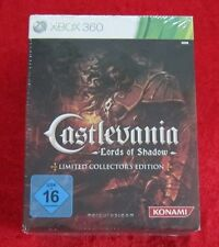 Castlevania Lords of Shadow Limited Collector´s Edition, XBox 360 Spiel, Neu