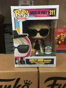 DC Comics Birds of Prey Funko POP! Incognito Harley Quinn Specialty Series #311
