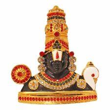 Hindu God Tirupati Balaji Lord Venkateswara Idol Sculpture Statue Figurine