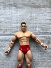 WWE WWF William Regal 2003 lucha libre figura Jakks Rojo Troncos Y Botas