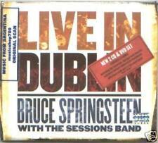 2 CD + DVD SET BRUCE SPRINGSTEEN LIVE IN DUBLIN SEALED