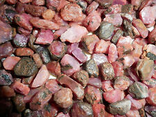 Natural Ruby Rough Stone Small Nugget from Tanzania 200 gram Lot