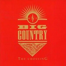 BIG COUNTRY: THE CROSSING REMASTERED CD NEW