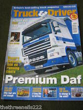 TRUCK & DRIVER - FIVE AXLE ODDITIES - MARCH 2012