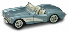 Artículos de automodelismo y aeromodelismo color principal azul Chevrolet de escala 1:18