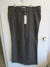 ripeLIMITED    SIZE  XL (18-20)   Black/Camel  TWEED Pants w/TAGS