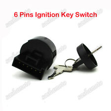 Ignition Key Switch For Polaris ATV Trail Boss 325 330 Blazer 250 2002 2003 UTV