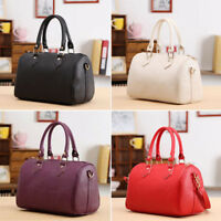 Women Handbag Shoulder Bags Tote  Crossbody Bag PU Leather Messenger Satchel