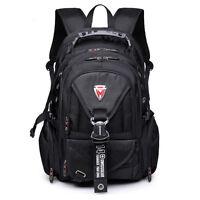 New SWISSGEAR Waterproof Backpack Schoolbag Daypack Laptop Bag Sports Travel Bag