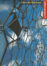 eden: the first book the eden project-martin jackson 2000 SPECIAL MILLENIUM ED.