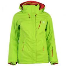Salomon Enduro Jacket Ladies Green Size XS UK 8 LF082 BB 08