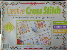 """Creative Cross Stitch"" Magazine Issue 50"