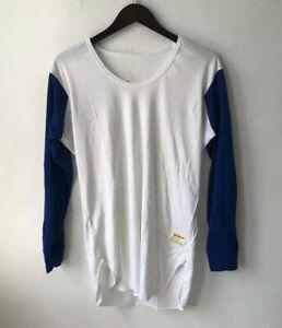 vintage wilson athletic baseball tee shirt mens size large deadstock NWOT 90s ⚾️