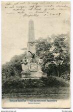CPA - Carte postale -Belgique-Bourg-Léopold-Camp de Beverloo-Monument Tacambaro