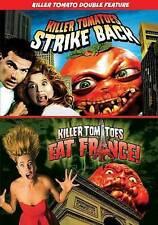 Killer Tomatoes Strike Back/Killer Tomatoes Eat France (DVD,) HTF Rare OOP!