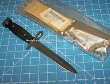 New Factory Sealed Vintage Knife M7 Bayonet Military USMC Army General Cutlery