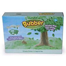 BUBBER Box, 1200 gr. Modellier Knete Pack in grün (73055) WABAFUN Deltasand