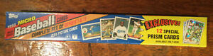 1993 Topps Micro Baseball Cards - Complete set series 1 & 2 - Factory sealed