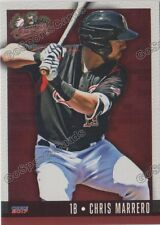 2017 Sacramento River Cats Chris Marrero RC Rookie San Francisco Giants