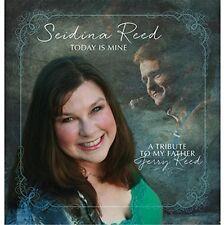 Today Is Mine - Seidina Reed (2015, CD NEUF)