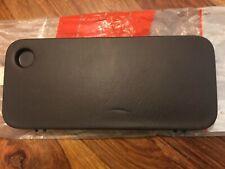 Fiat 131 new sliding glove box lid dark brown Mirafiori Super ##RARE## 4414153