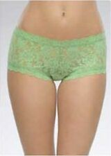Cacique French Knickers Plus Size 26-28 Sexy Lace Boyshort Panties Lingerie