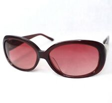 Ralph Lauren sunglasses butterfly oval Ra5081 silver red women