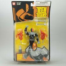 "Rare Nip 2005 Teen Titans Battle Action Slade 5"" Action Figure Deathstroke Banda"