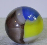 #11478m Vintage Vitro Agate Shooter Marble .93 Inches